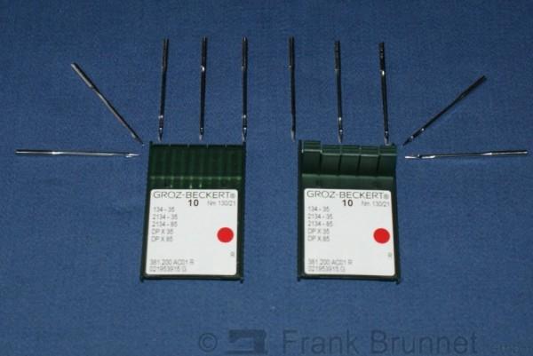 30-Stueck-Naehmaschinennadel-System-134-R-Staerke-80-hochwertige-Groz-Beckert-Naehmaschinennadel