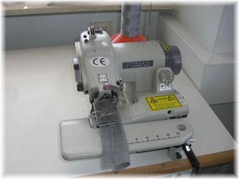 Blindstich Industrienaehmaschine SW-500