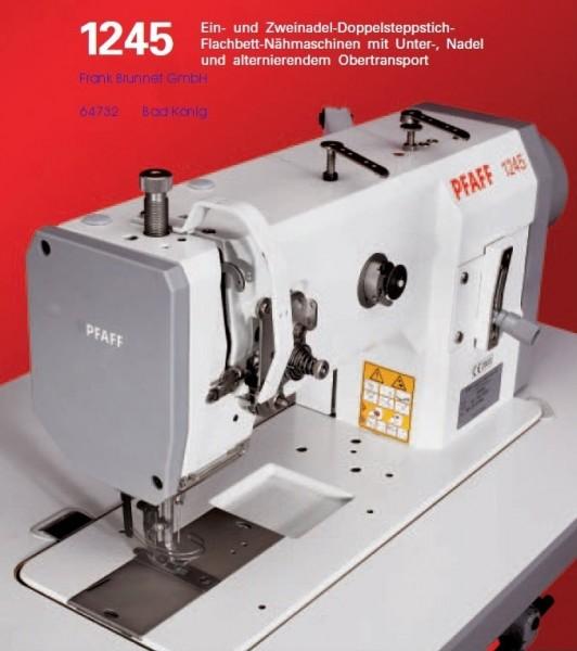 Pfaff Industrial 1245 Ledermaschine Polstermaschine