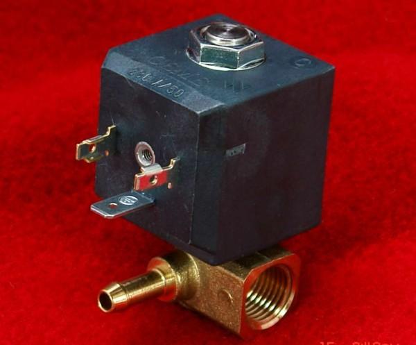 Magnetventil-90-Winkel-220V-Kleindampferzeuger