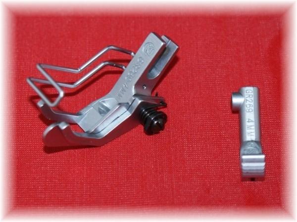 Steppfuss-4mm-passend-fuer-Adler-267-167-67-69-169-269-Kein-Orig-Teil
