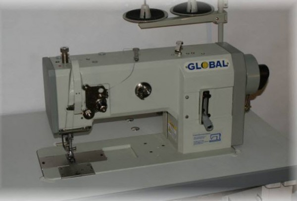 Global 9245 Ledermaschine Polstermaschine