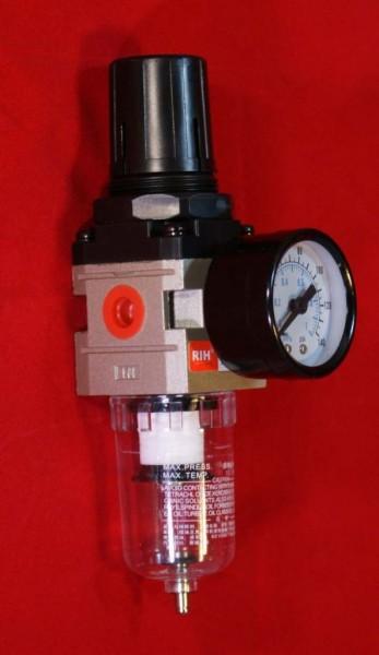AW2000-02-Wartungseinheit-Filterregler-fuer-Pneumatik
