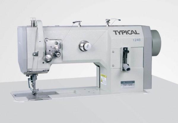 Typical-1245-D2-Vorfuehrmaschine-Fadenabschneider-Ledermaschine-Polstermaschine