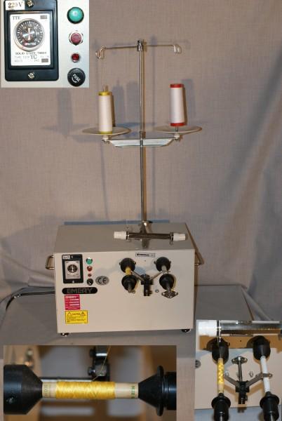 Spulapparat Garnspuler