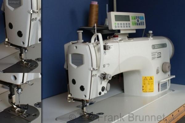 Industrienähmaschine Sewmac sw 9000 220v Directdrive