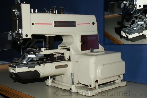 Yamato Knopfannäher 2 und 4 Loch 220 V Motor