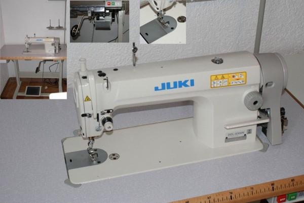 Industrienaehmaschine-Juki-8700-leiser-220-V-Motor-mit-Positionierung