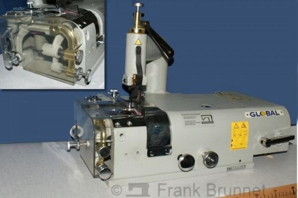 Lederschaerfmaschine-SK-111-220-Volt-Motor-Naehtisch-montiert-eingeschaerft